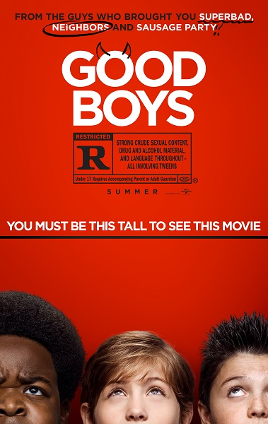'Good Boys' Advance Screening Passes