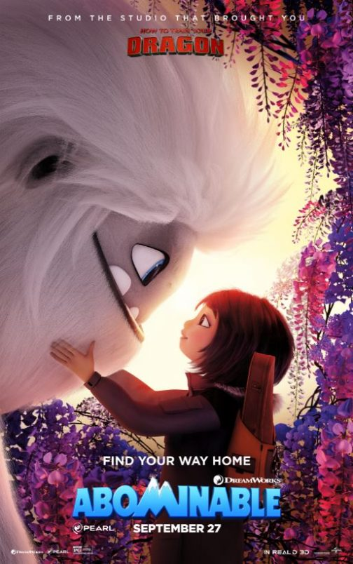 'Abominable' Advance Screening Passes