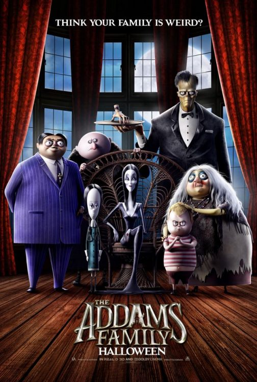 'The Addams Family' Advance Screening Passes