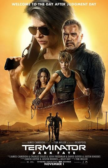 'Terminator: Dark Fate' Advance Screening Passes & Giveaway
