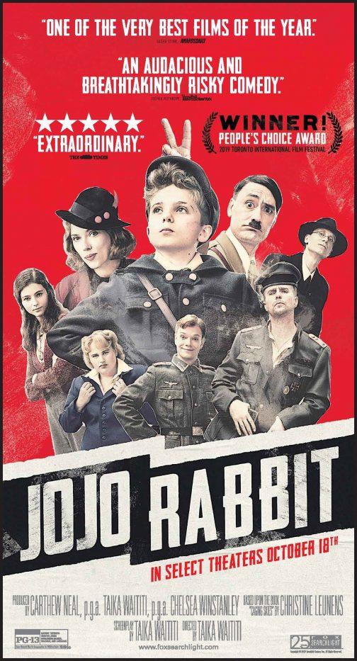 'Jojo Rabbit' Advance Screening Passes