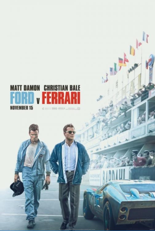 'Ford v Ferrari' Advance Screening Passes