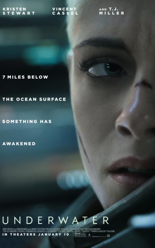 'Underwater' Advance Screening Passes