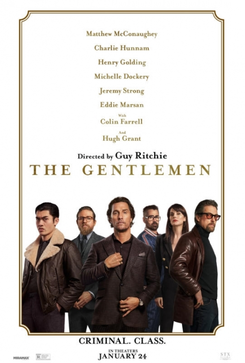 'The Gentlemen' Advance Screening Passes
