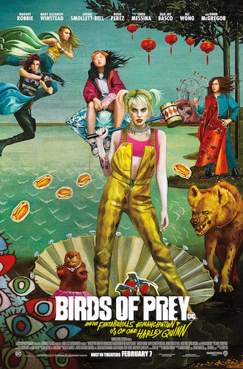 'Birds of Prey' Advance Screening Passes