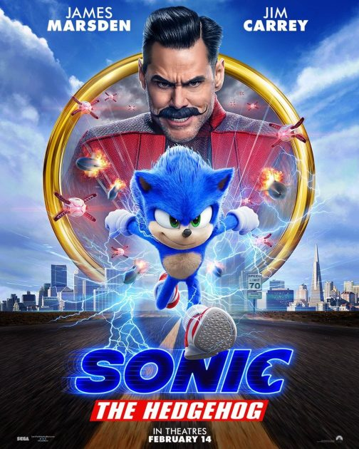 'Sonic the Hedgehog' Advance Screening Passes