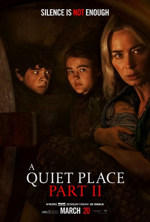 CANCELED: 'A Quiet Place Part II' Advance Screening