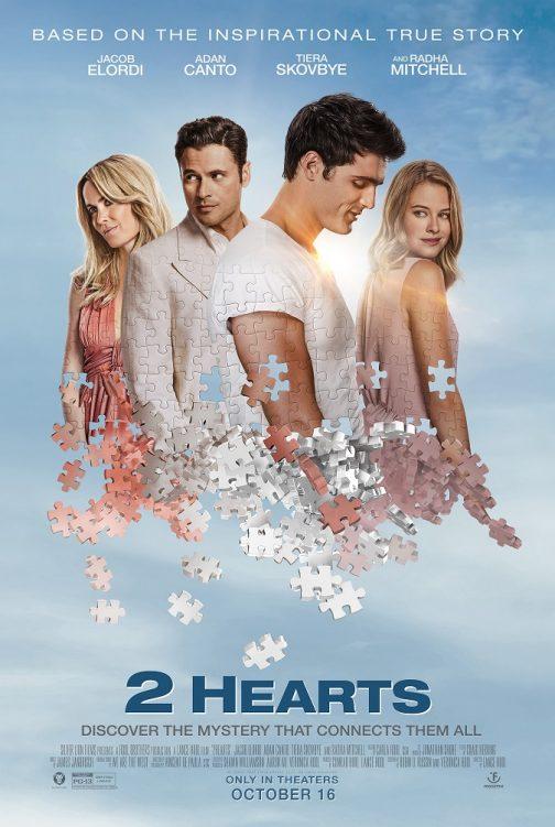 '2 Hearts' Advance Screening Passes