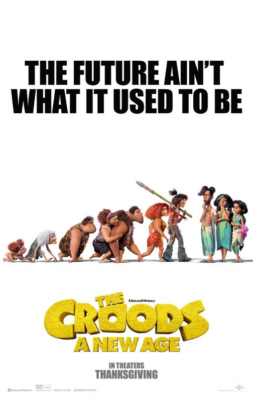 'The Croods: A New Age' Fandango Giveaway