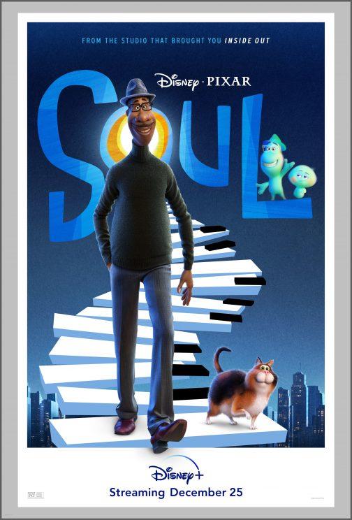 Pixar's 'Soul' Activity Sheet