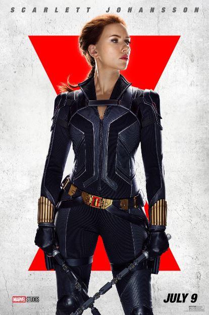 'Black Widow' Advance Screening Giveaway