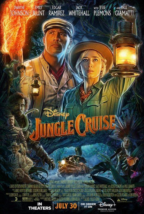 'Jungle Cruise' Advance Screening Passes