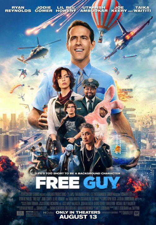 'Free Guy' Advance Screening Passes