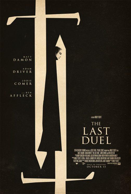 'The Last Duel' Advance Screening Passes