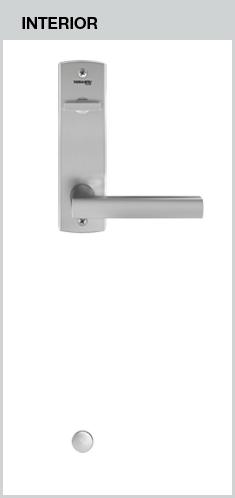 Multi-Point Locking System Handlesets | Therma-Tru Doors