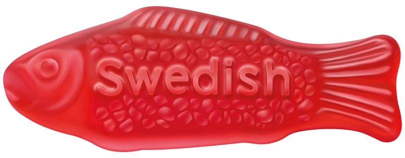Free swedish fish candy for Swedish fish shot