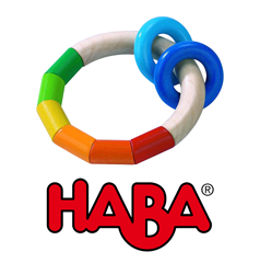 FREE Haba rattle or gift card.
