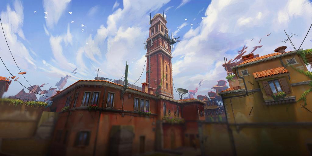 New Map: Ascent / Riot Games