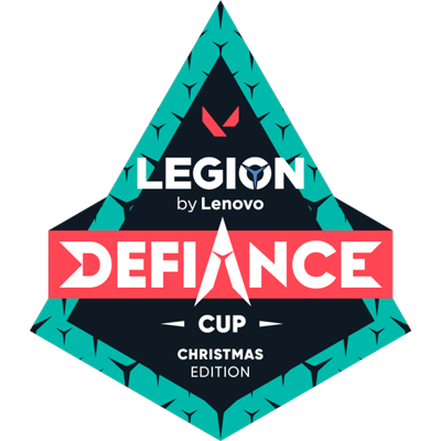 Legion Defiance Cup - Christmas Edition