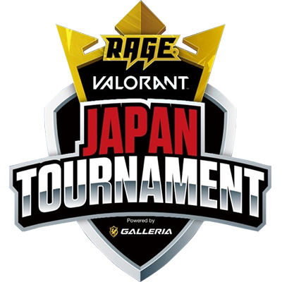 RAGE VALORANT JAPAN TOURNAMENT
