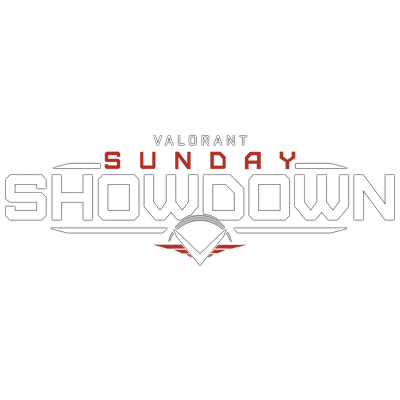 Valorant Sunday Showdown Week 39
