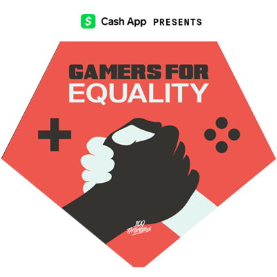 CashApp Gamers for Equality VALORANT
