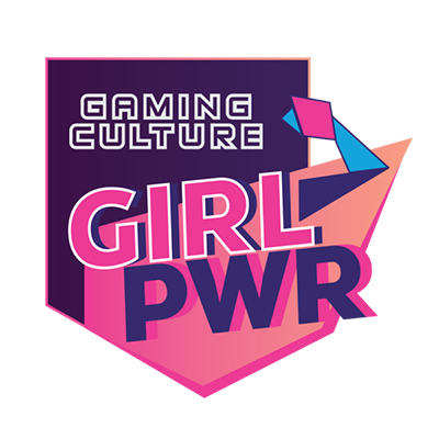 Gaming Culture Girl PWR