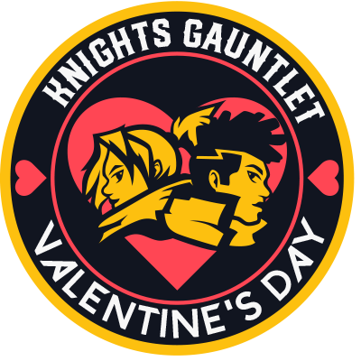 Pittsburgh Knights Monthly Gauntlet - February: VALentine's Day ❤️