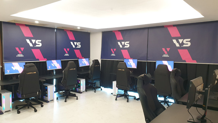 Vision Strikers' Gaming House / INVEN