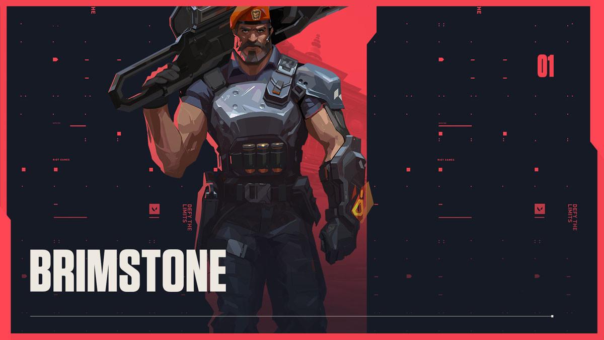 Brimstone, © Riot Games