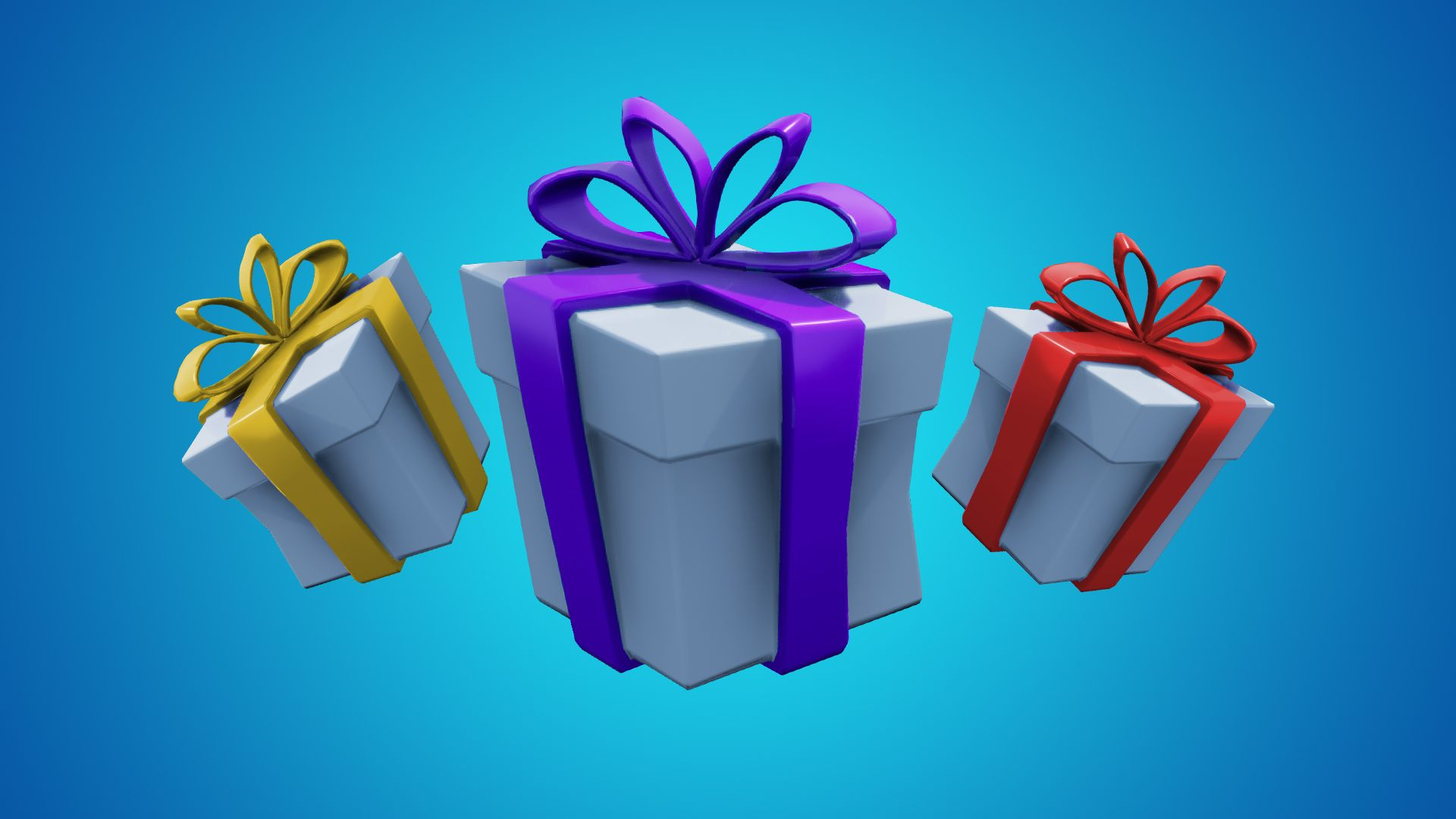 Gifts in Fortnite © Epic Games