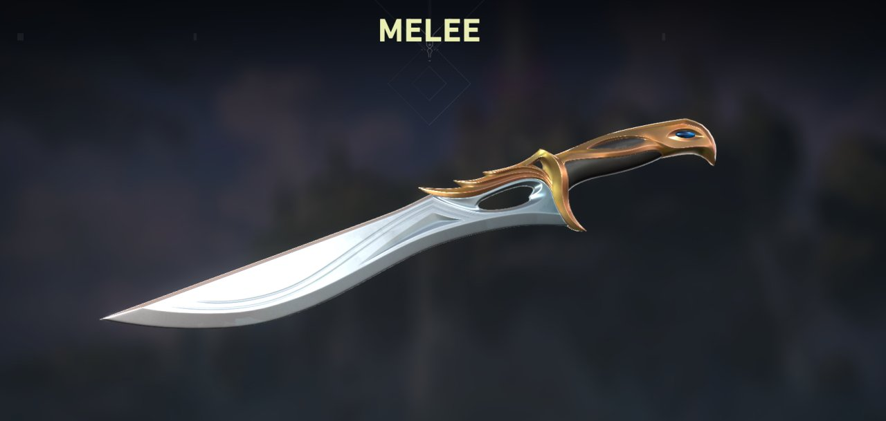 Melee weapon, © Riot Games