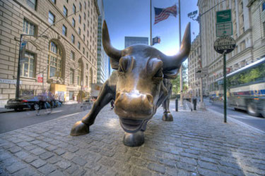 raging-bull-wall-street