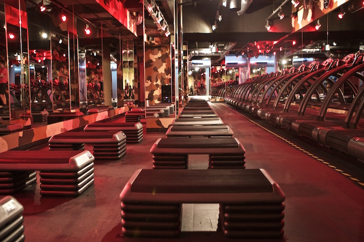 Barry's Bootcamp's Chelsea location
