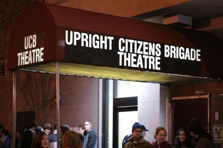 Upright Citizen Brigade's Chelsea theatre
