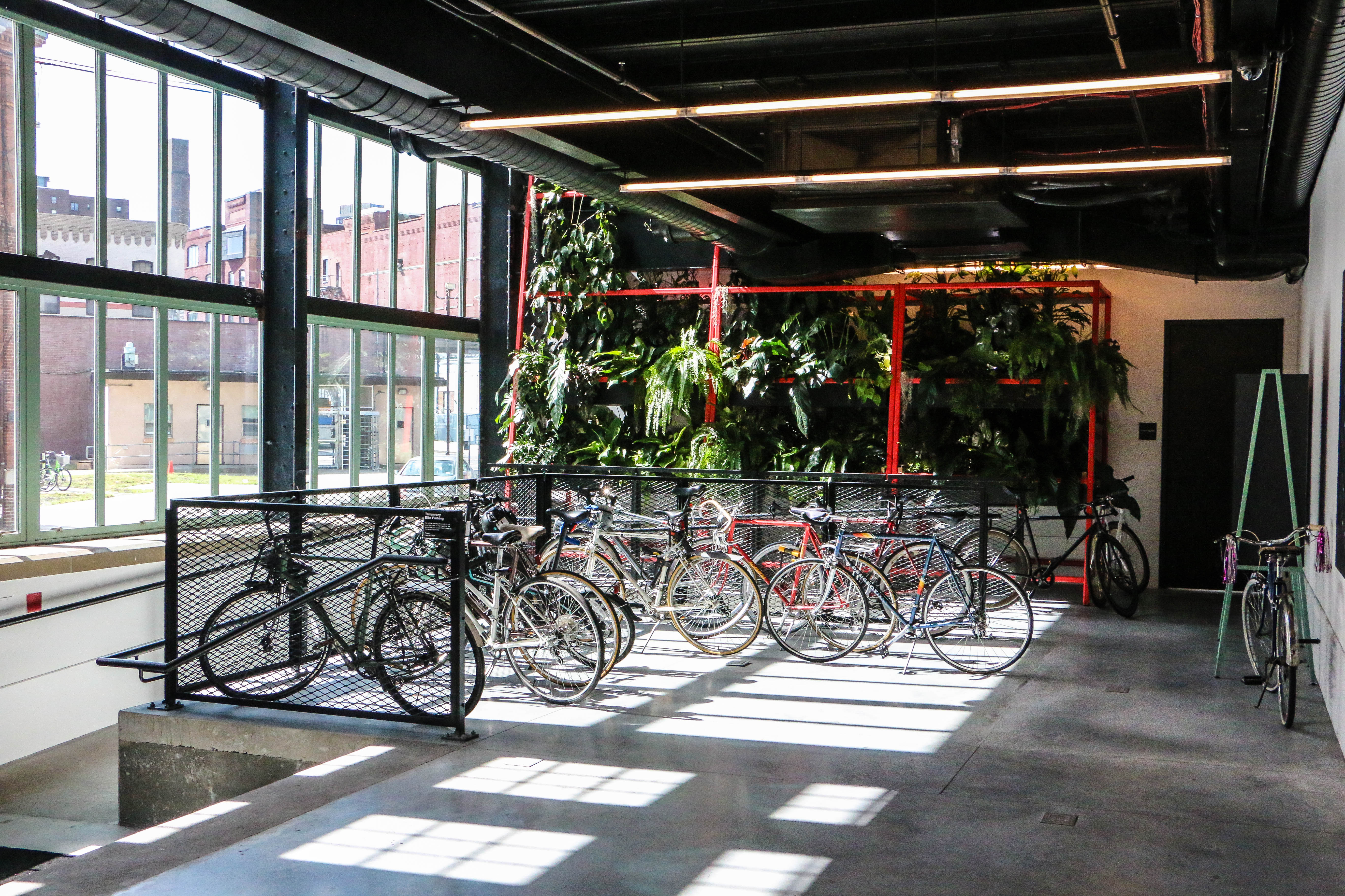 brooklyn-office-space-bike-station
