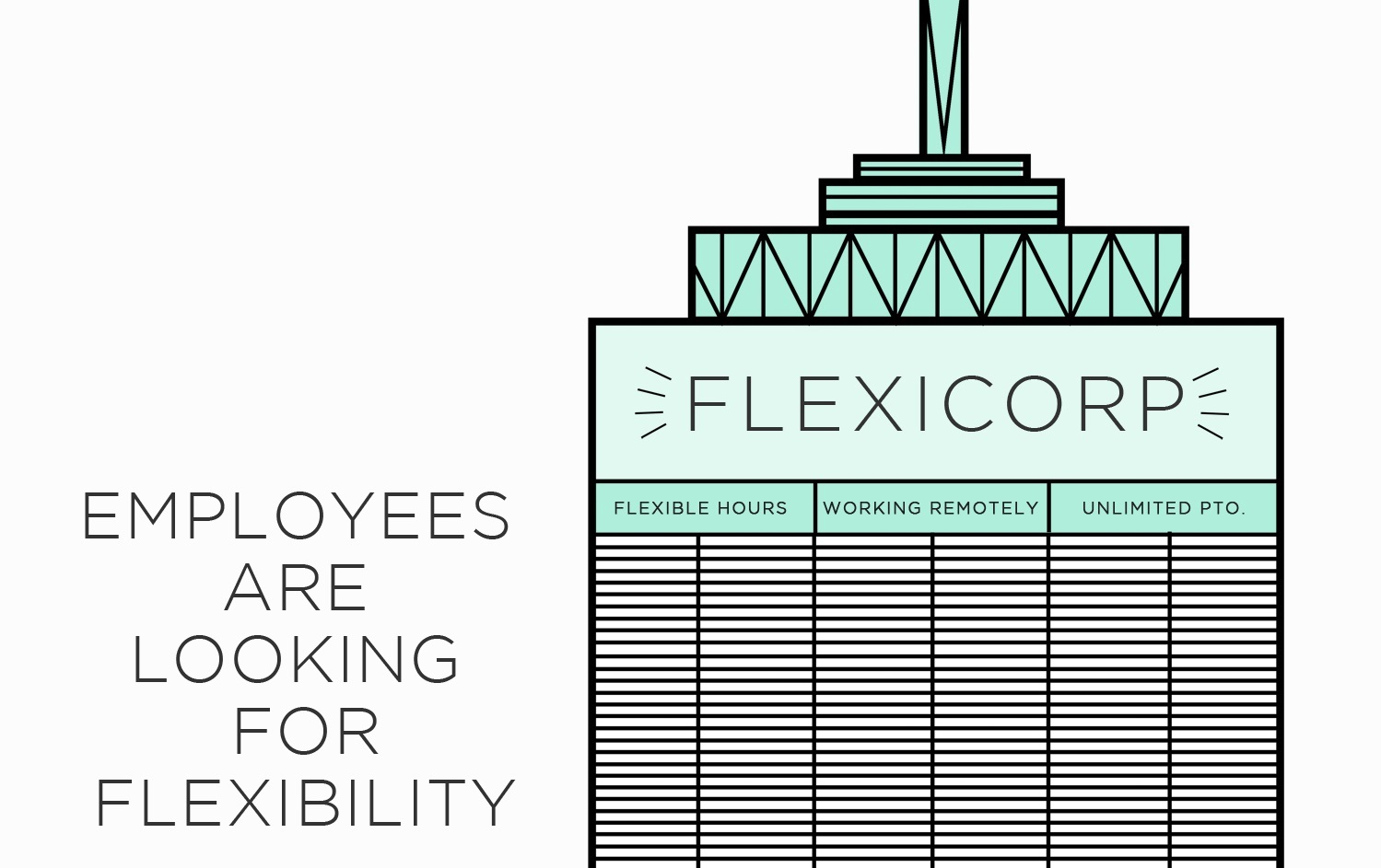 Infographic: What's Behind the Push for More Flexible Work Hours?