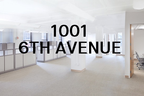 photo;l 1001 6th Avenue office space