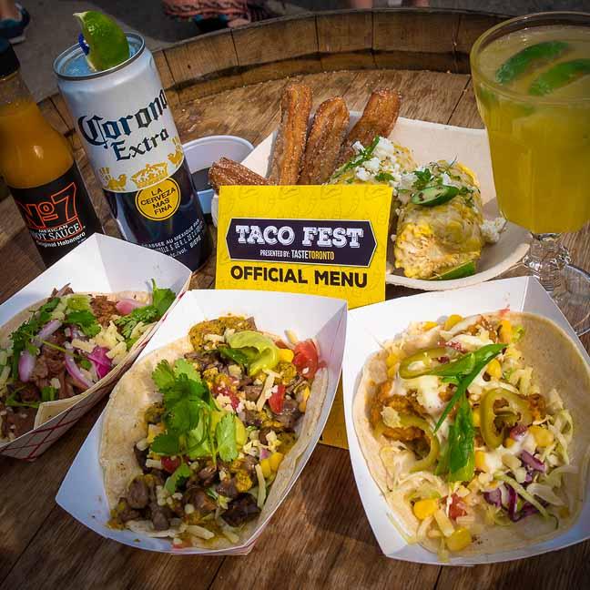 Taco fest toronto home