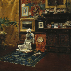 7982 03. studio interior william merritt chase 1