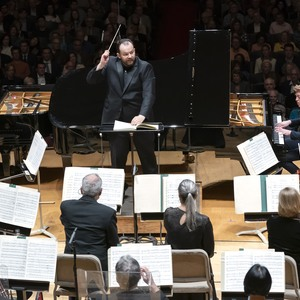 9148 9.19.19 pianists arthur and lucas jussen with andris nelsons and the bso in the poulenc double piano concerto %28winslow townson%29