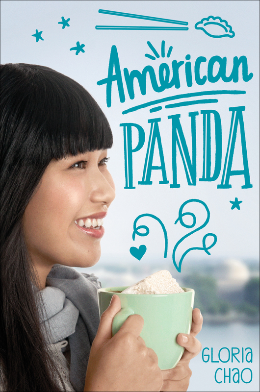 Book cover: American Panda by Gloria Chao