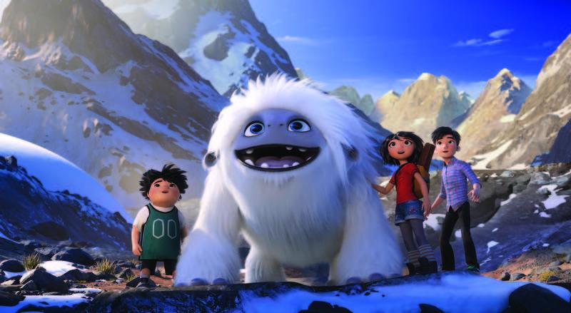9151 abominable