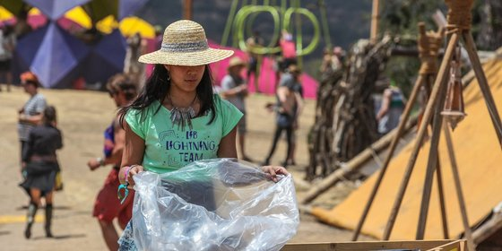 How To Rock Summer Festivals Being Eco Friendly