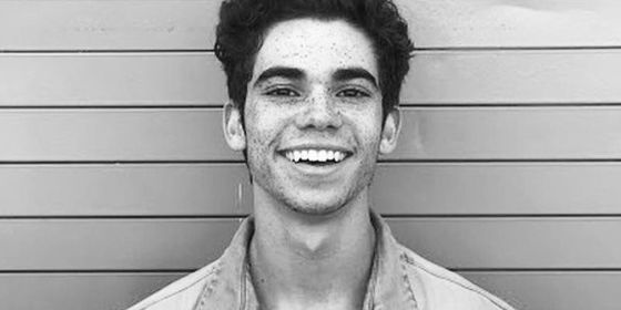 Disney Star Cameron Boyce Dies at Age 20