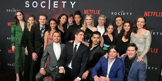Here's What to Expect from Season 2 of the Netflix TV Show 'The Society'