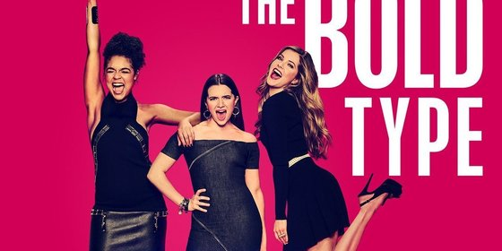 How To Be Just As Bold as The Women From 'The Bold Type'