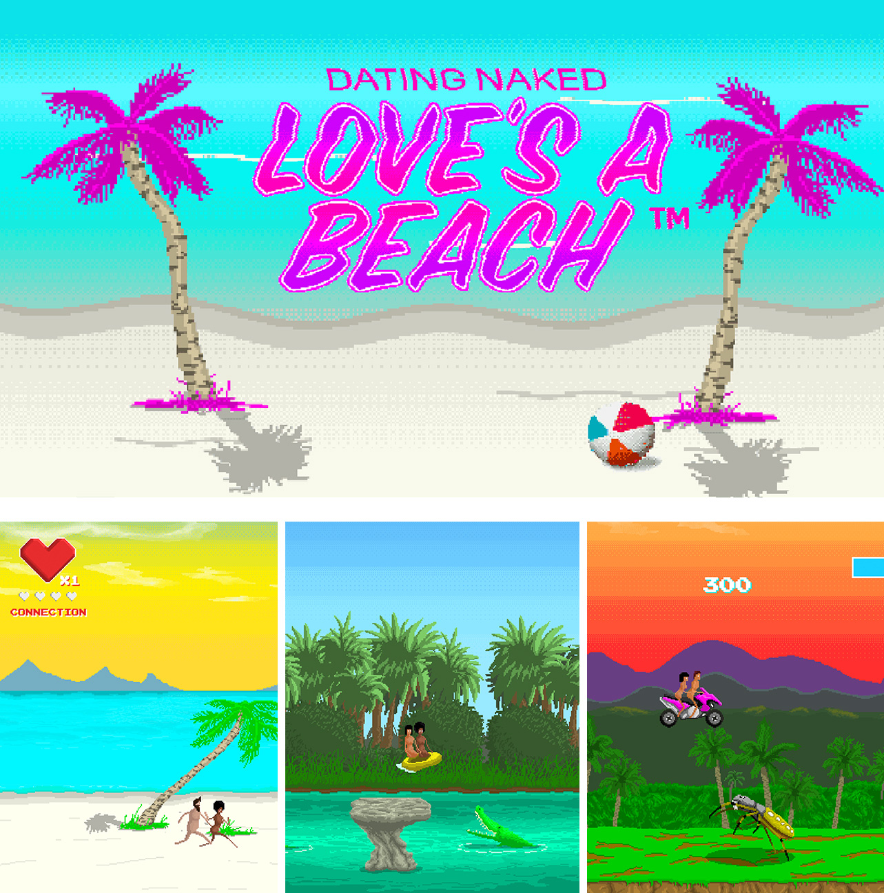 Dating Naked HTML5 Game