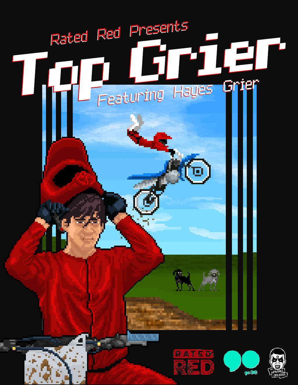 Top Grier – Feat. Hayes Grier
