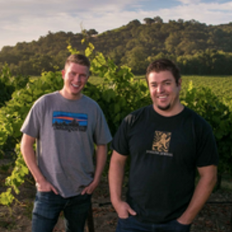 Joseph Jewell Wines Winemaker Adrian Jewell Manspeaker and Micah Joseph Wirth
